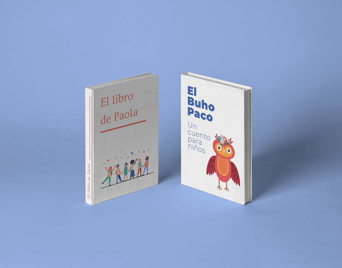 Mokup Libros
