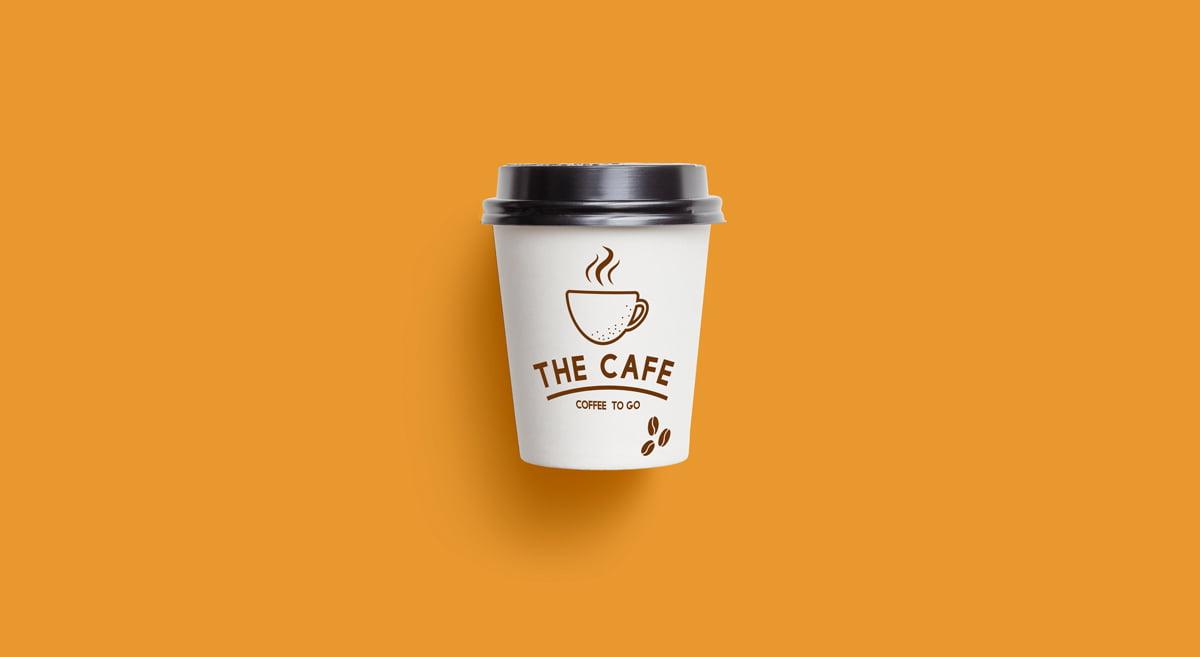 Mockup Café Para Llevar
